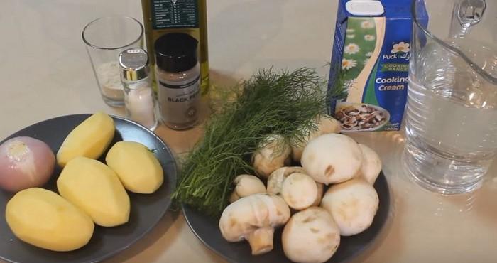 Овощи можно порезать крупными кусочками