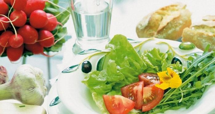 Раздельное питание - описание и общие принципы
