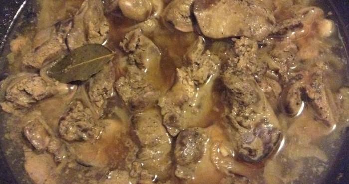 Секреты приготовления куриной печени в мультиварке