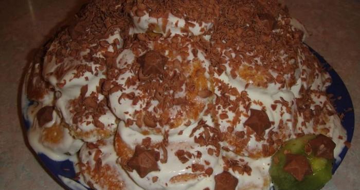 Торт черепаха ниндзя рецепт с фото