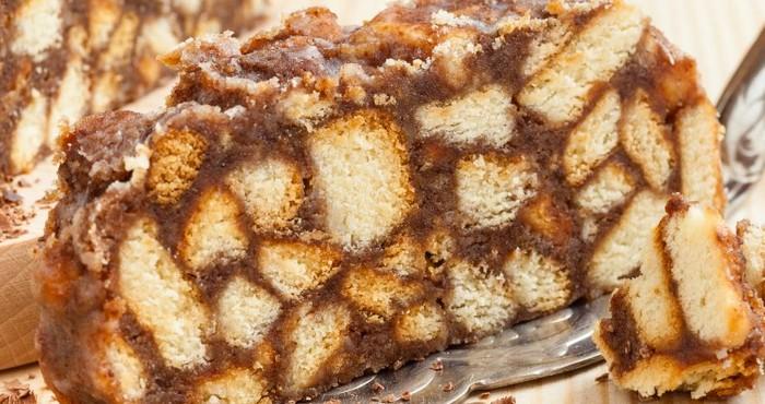 Печенья муравейник из печенья и сгущенки рецепт с пошагово 61
