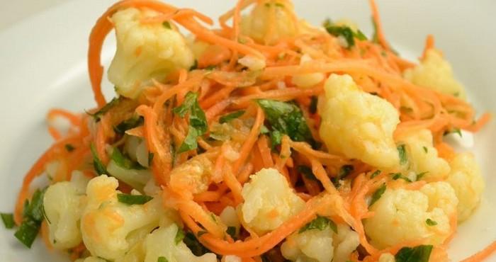 вкусный салат по-корейски