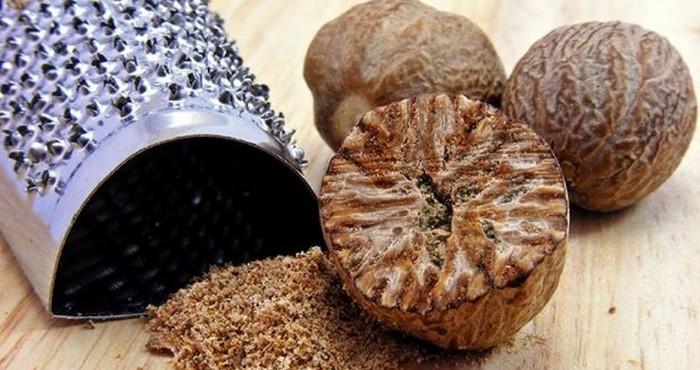 Как и где применяют мускатный орех