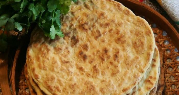 Рецепт хачапури с сыром на кефире