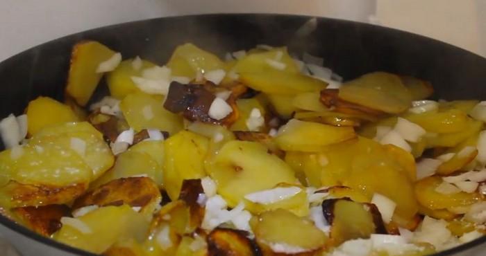 Как вкусно сделать картофельное 739