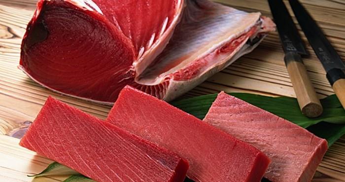 Применение тунца