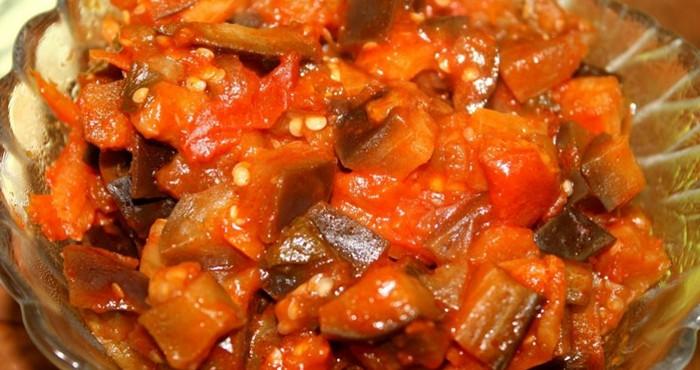 Рецепт баклажанов с овощами в мультиварке рецепты с фото простые и вкусные