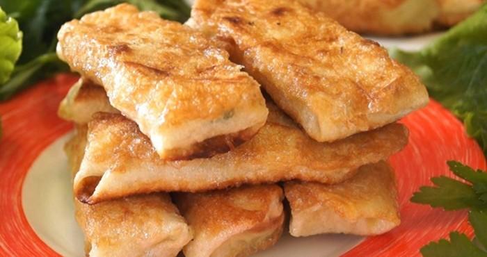 закуска с сыром в кляре