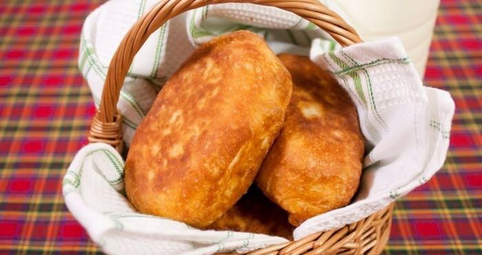 питательные пирожки с начинкой