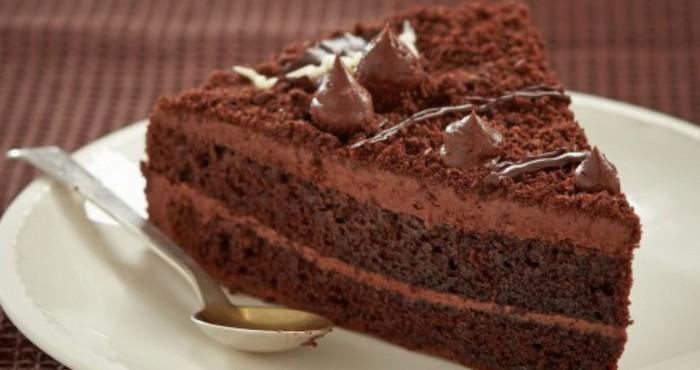 самый простой десерт с шоколадом