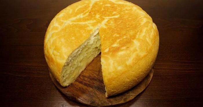 сытный капустный пирог