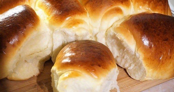 Домашние рецепты булочек из дрожжевого теста в духовке