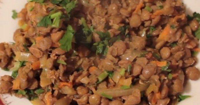 Чечевица в мультиварке — полезные блюда на каждый день