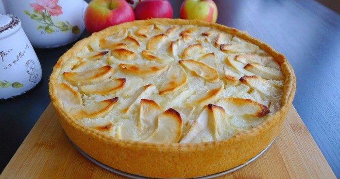Как испечь классический цветаевский яблочный пирог