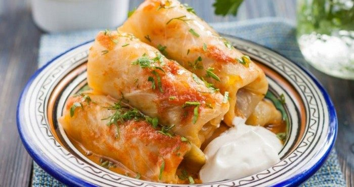 Лучшие рецепты приготовления голубцов с мясом и рисом