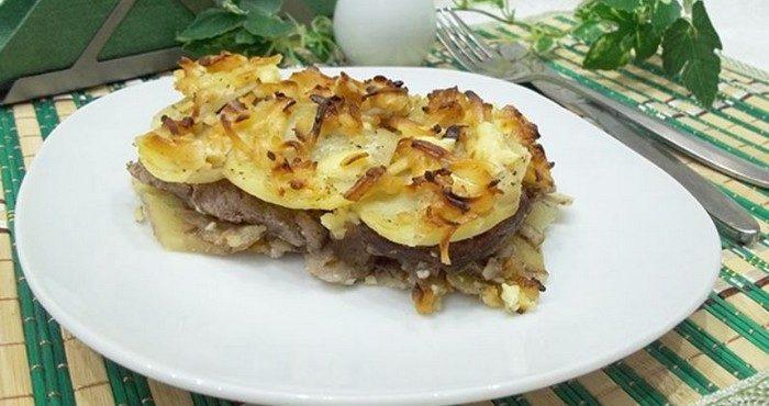 Как сделать картофельную запеканку с мясом в домашних условиях