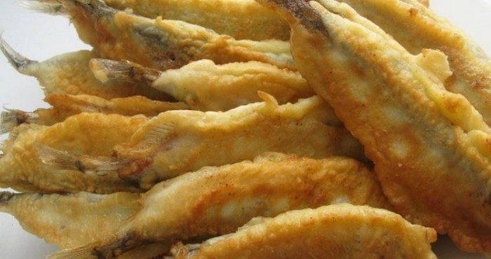 рыба в кляре рецепт с фото пошагово на пиве