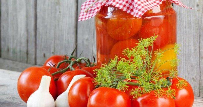 Маринованные помидоры на зиму – ярко и пикантно