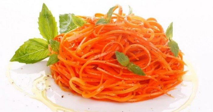 Как сделать корейскую морковку в домашних условиях