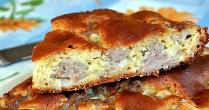 Простые и быстрые рецепты пирогов с мясом