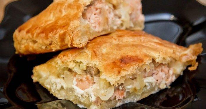 Самые простые рецепты пирогов с рыбой на скорую руку