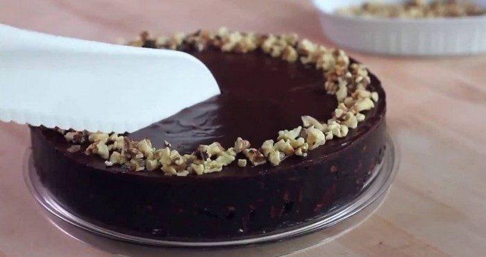 Домашние рецепты простого шоколадного торта