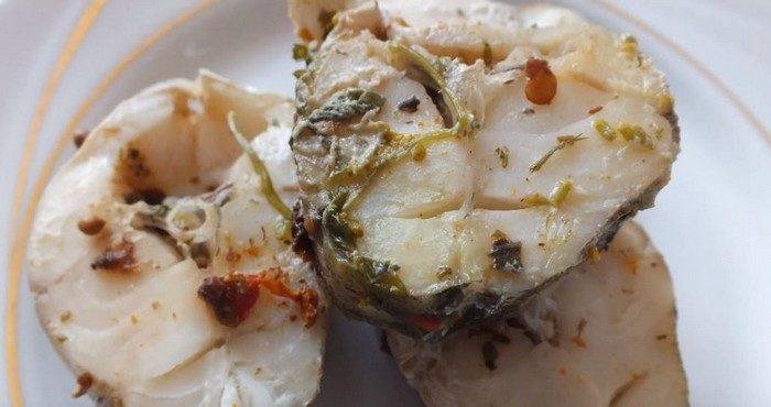 Рецепты приготовления рыбы на пару в мультиварке