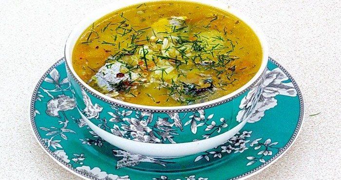 Простые рецепты ароматного супа из рыбных консервов