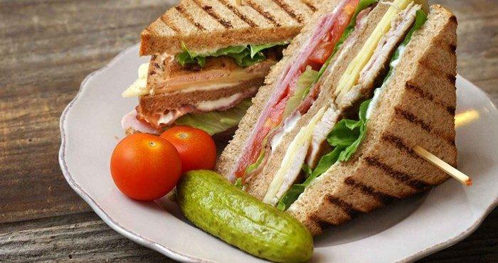 Готовим мягкие и вкусные сэндвичи в домашних условиях