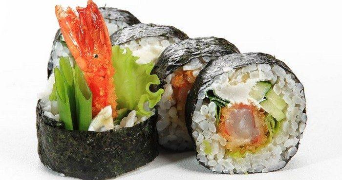 Классические рецепты суши в домашних условиях