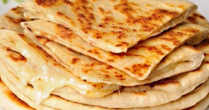 Хачапури с сыром – секреты грузинской кухни