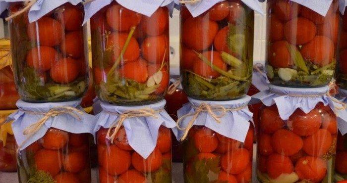 Заготовка помидоров на зиму – рецепты для дома на любой вкус