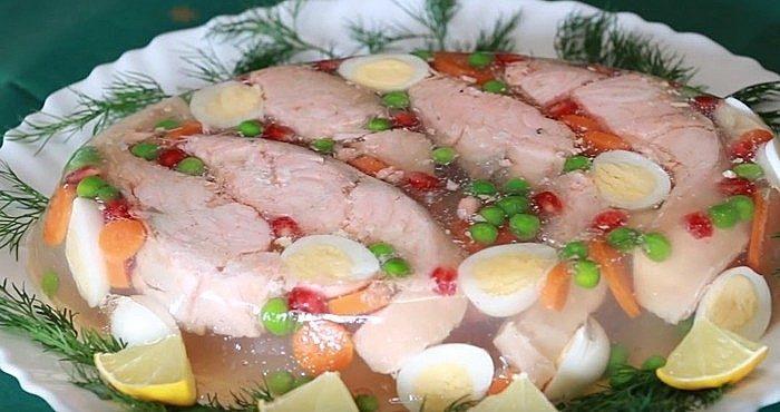 Как правильно приготовить заливное из рыбы разных видов