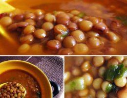 Суп из чечевицы - вкусные и полезные бобы
