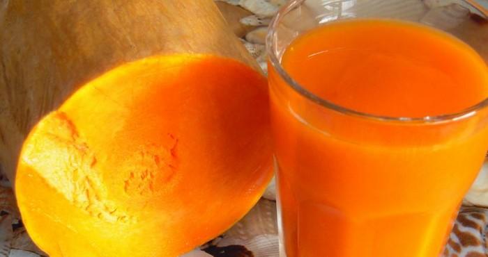 Полезна ли сырая тыква и сок