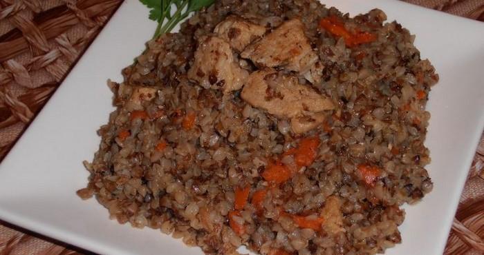 Как приготовить перловку, гороховое пюре и гречку с мясом в мультиварке