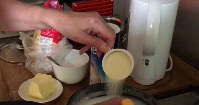 Как варить жидкую манную кашу