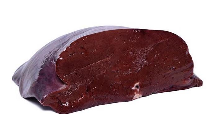 Как правильно выбрать говяжью печень