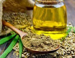 Конопляное масло: польза и вред