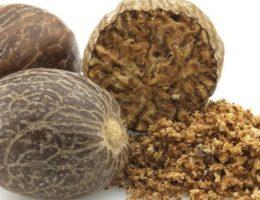 Мускатный орех: польза и вред
