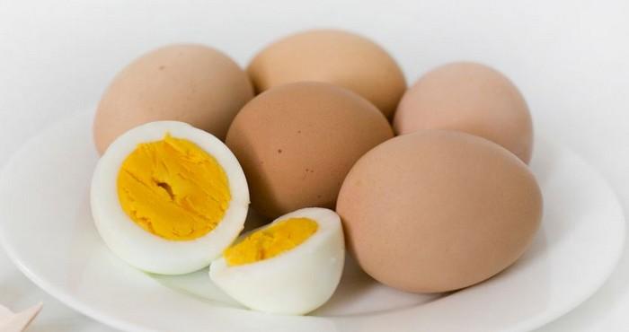 Калорийность и виды яиц