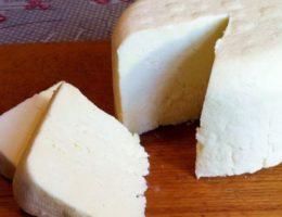 Сыр в домашних условиях из молока