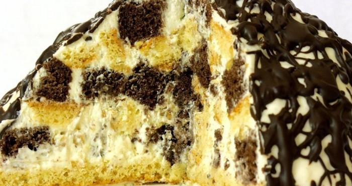 Праздничный торт «Санчо Панчо»