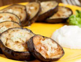 Баклажаны - рецепты быстро и вкусно