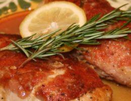 Блюда из куриных грудок