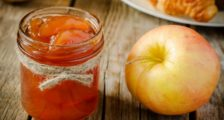 сладкий яблочный десерт