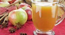 натуральный сок из яблок