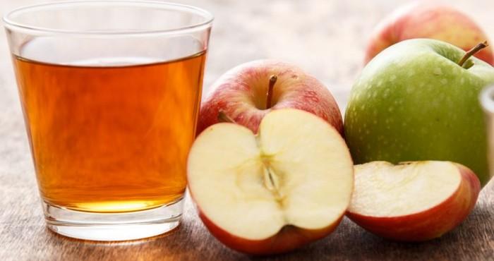 ароматный напиток из фруктов