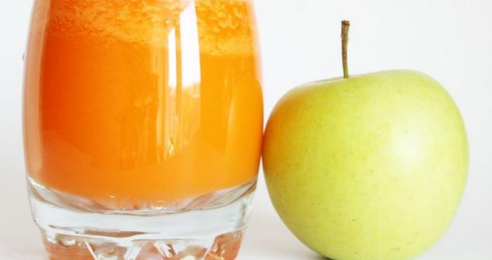 напиток из овощей и фруктов