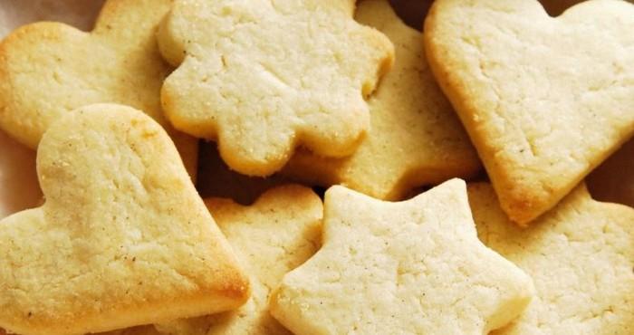 простое диетическое печенье